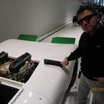 Museo Porsche Stoccarda
