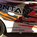 Insieme a Montanaro, campione italiano racing start 2013